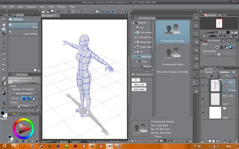 studio un logiciel intressant pour le digital painting with dessin 3d gratuit en ligne