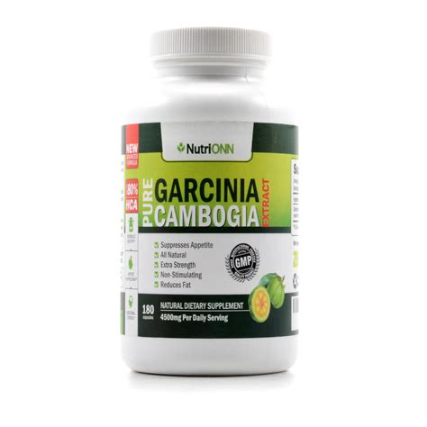 What Is Garcinia Cambogia Extract