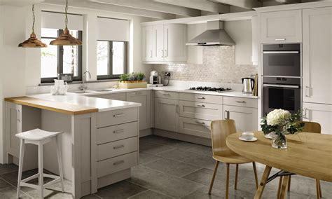 mornington shaker fitted kitchen number  kitchens