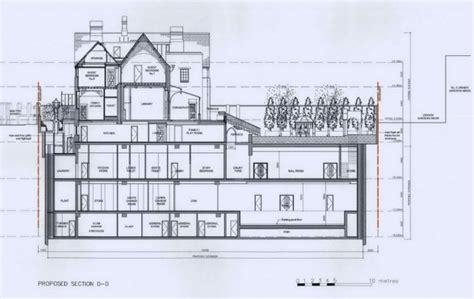 David Graham's 4storey Knightsbridge Mansion Almost