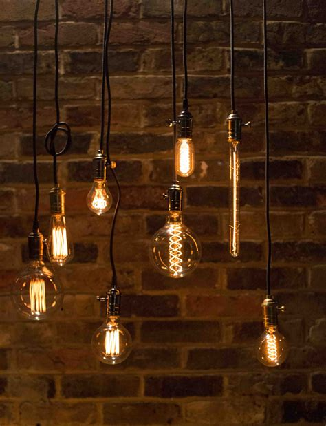 our vintage light bulbs vintage lighting industrial
