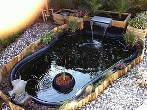 Lame D Eau Bassin : mon bassin ~ Premium-room.com Idées de Décoration