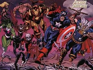 Top, 10, Avengers, Teams, -, Daily, Superheroes