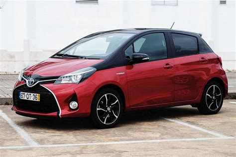 toyota yaris collection testes toyota yaris hybrid square collection style