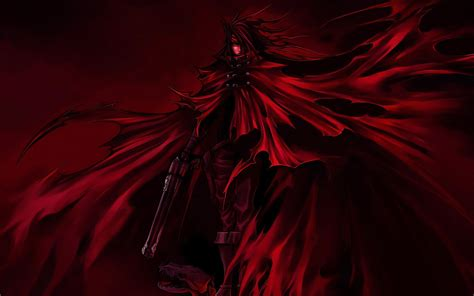 Vincent Valentine Full Hd Wallpaper And Background Image