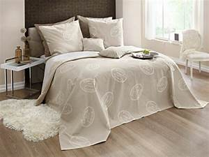 Couvre Lit Blanc : le linge de lit design la subtile impression de luxe indispensable ~ Teatrodelosmanantiales.com Idées de Décoration