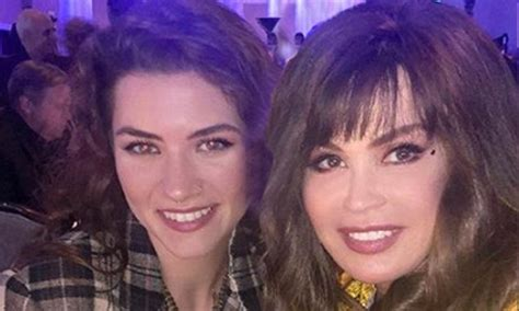 Marie Osmond, 58, shares rare photo with adopted daughter ...
