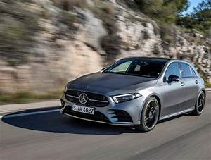 Mercedes Classe A : this is the all new mercedes benz a class drive safe and fast ~ Maxctalentgroup.com Avis de Voitures