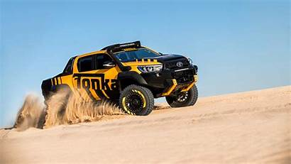 Hilux Toyota Road Tonka Concept Wallpapers