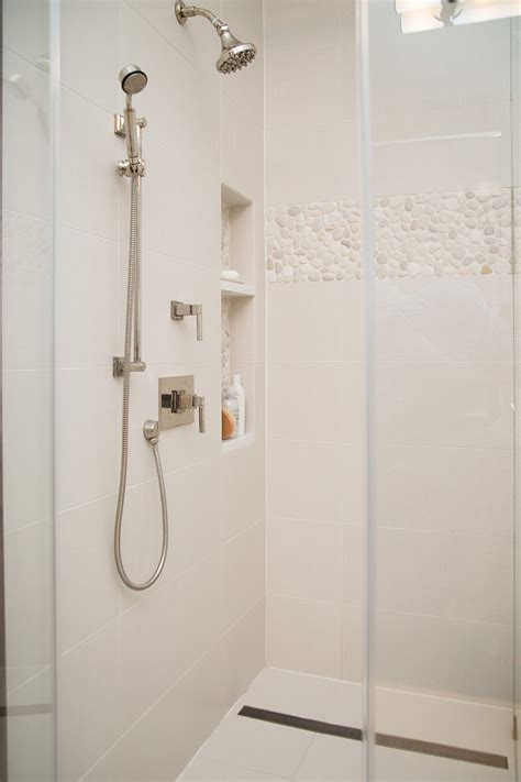 shower after before after a master bathroom finally becomes the