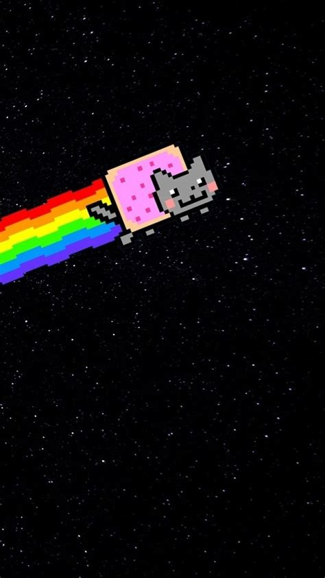 Nyan Cat Wallpaper Animated - nyan cat wallpaper iphone popular nyan cat