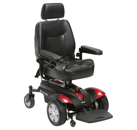titan powerchair electric wheelchair at low prices uk