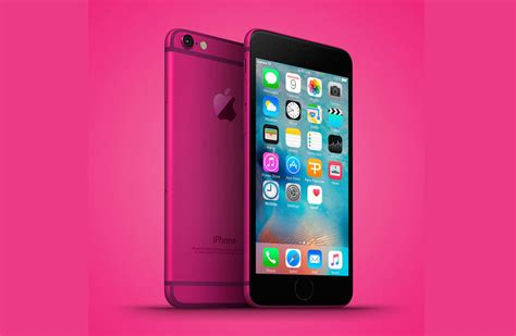 pink iphone apple might introduce pink iphone 5se techieleech