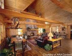 Log Home Interior From Wisconsin Log Homes Log Home Interior Designs House Log Cabin Interior Design Pictures Rustic Log Cabin Interior Log Cabin In North Carolina Perfect For Outdoor Log Home Living