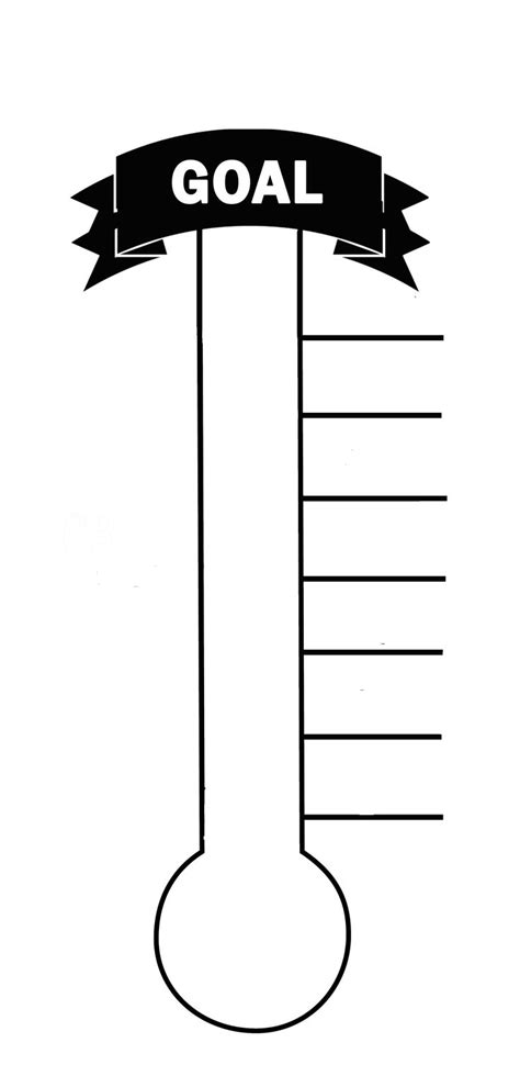 blank thermometer   clip art  clip
