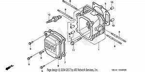 Honda Hrm215k2 Sda Lawn Mower  Usa  Vin  Mzbb
