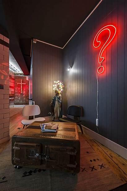 Future Deluxe London Office Lounge Officelovin Stylish
