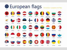 European countries flags 50% OFF ~ Icons ~ Creative Market