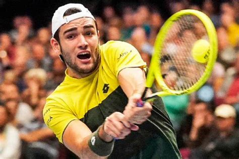Matteo berrettini all his results live, matches, tournaments, rankings, photos and users discussions. Matteo Berrettini News, Articles, Stories & Trends for Today