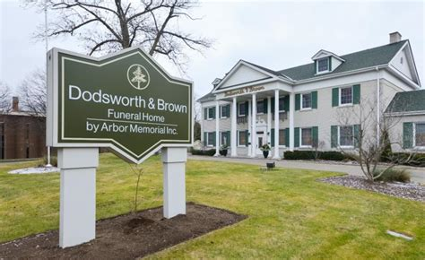 Brown Funeral Home by Dodsworth Brown Funeral Home Burlington Chapel