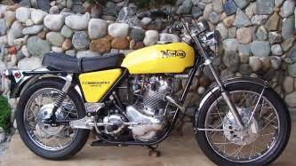 1969 Norton Commando 750s Type