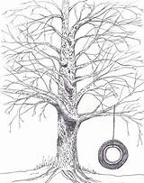 Swing Drawing Tree Sketch Tire Line Drawings Coloring Trees Draw Colouring Project Tattoo Pages Sketches Google Getdrawings Paintingvalley Wanted Always sketch template