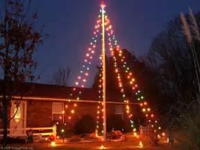 glen tonnie s flagpole christmas tree