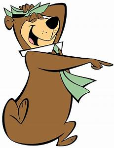 Yogi Bear Clip Art   Cartoon Clip Art