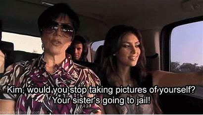 Kardashian Kim Selfies Kuwtk Kardashians Keeping Giphy
