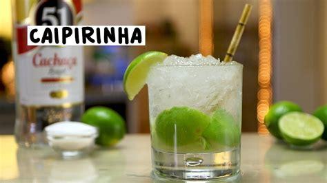 caipirinha tipsy bartender youtube