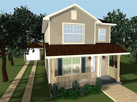 Small Two Story House Plans One Story House, Two Story