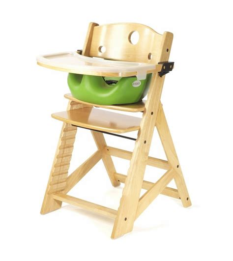 keekaroo height right high chair infant insert natural