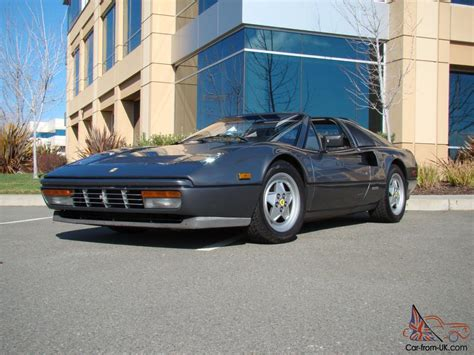 Classifieds for classic ferrari 328. 1989 Ferrari 328 GTS | Grigio Metallic w/ Grey | 3.2L V8 ...