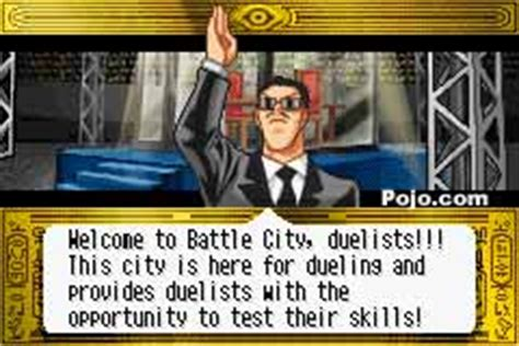 pojo s yu gi oh site video game info help