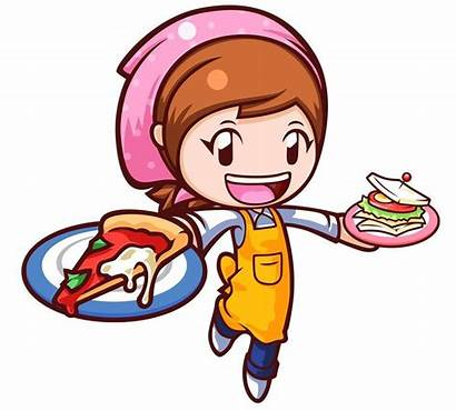 Cooking Mama Kitchen Magic Clipart 3ds Games