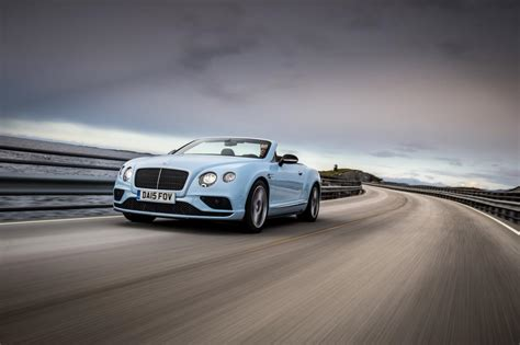 bentley v8s bentley continental gtc v8s 2015 pictures auto express