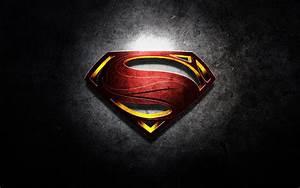 Man Of Steel Logo Png - wallpaper.