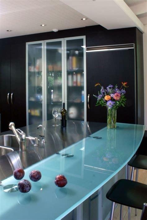 glass countertop extravagant heat resistant  easy