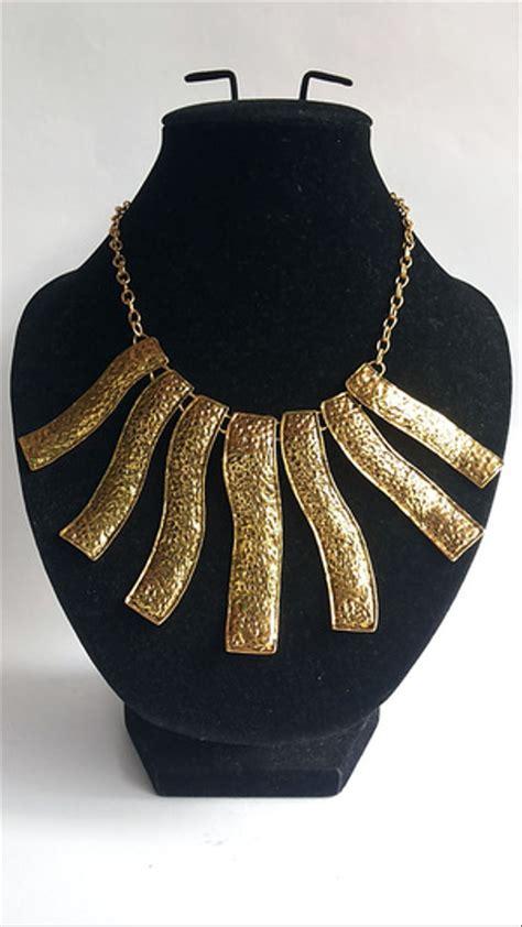 jual perhiasan fashion aksesoris kalung korea wanita murah