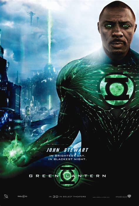 John Stewart Green Lantern | Idris Elba as John Stewart ...