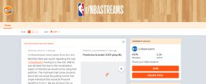 nba   websites rotojuke