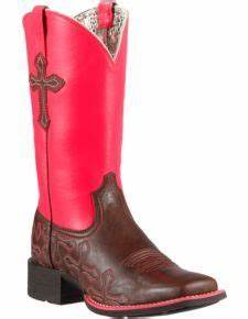 17 Best ideas about Pink Cowgirl Boots on Pinterest