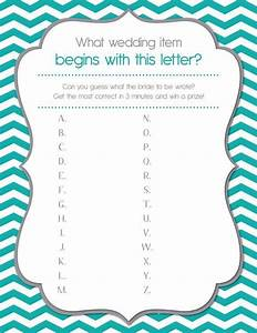 1000 ideas about teal bridal showers on pinterest With bridal shower letter