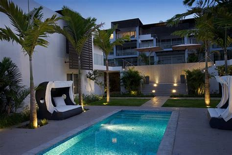 Garden Decoration Mauritius by Ultimate Modern Relaxation Getaway Plage Bleue Resort