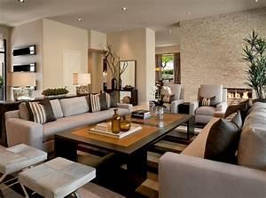 Living Room Design Ideas: 17 Modern Designs   Home with Design