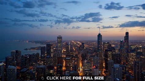 Skyscrapers In Night City 4k Wallpaper