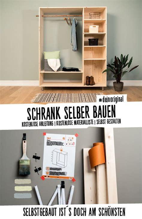 Schrank Bauen Diy by Flurm 246 Bel Selber Bauen Aufbewahrung In 2019