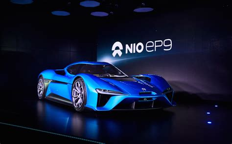 nio electric car startup  sell suv  china