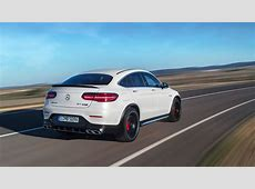 MercedesAMG GLC63 S review as subtle as a sledgehammer