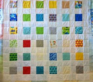 Bungle Jungle Charm Quilt Week 4 – Ditch Quilting